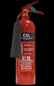 Fábrica de Extintor de Incêndio Co2 no Brooklin - Extintor de Incêndio