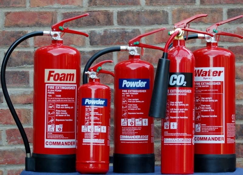 Onde Encontrar Pintura de Extintores no Bom Retiro - Extintor de Incêndio em São Paulo