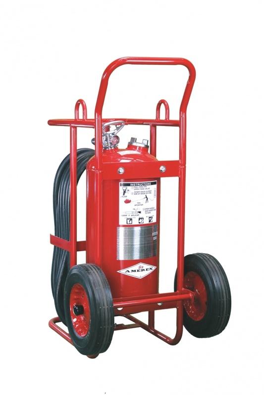 Quanto Custa Extintor de Incêndio sobre Rodas em Embu das Artes - Extintor de Incêndio Co2
