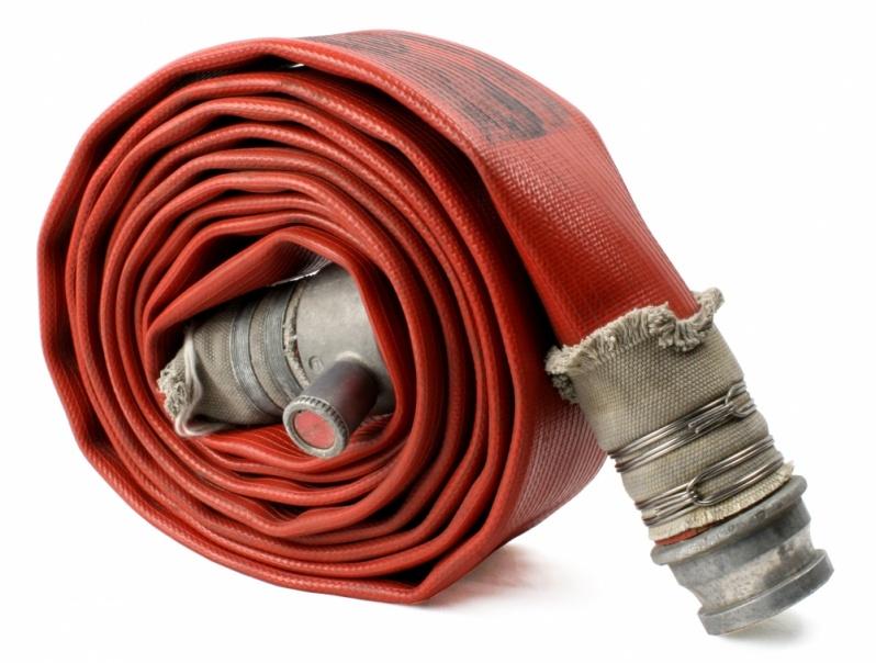 Teste Hidrostático em Mangueira de Incêndio na Serra da Cantareira - Mangueira para Hidrante
