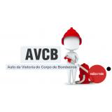 avcb projeto técnico simplificado em Brasilândia