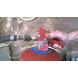 empresa de recarga e manutenção de extintores no Aeroporto