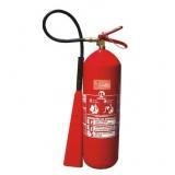extintor de incêndio co2 no Piqueri