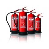 pintura de extintores