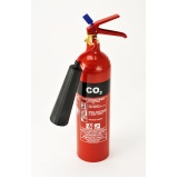 venda de extintores