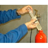 quanto custa carga de extintores na Freguesia do Ó