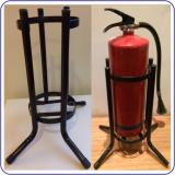 quanto custa suporte de piso para extintores em Diadema