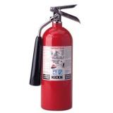 recarga de extintor de incêndio no Centro