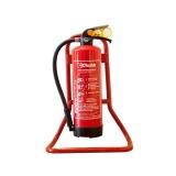 suporte de piso para extintores