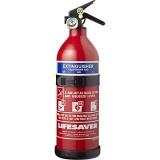 suporte de solo para extintores em fibra