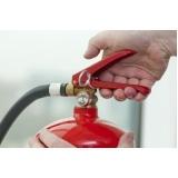 venda e recarga de extintores no Cursino